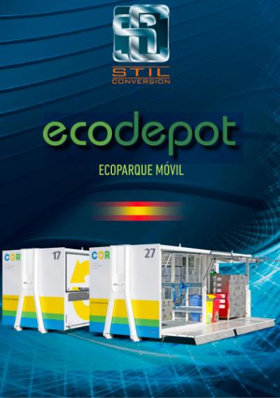 Tríptico Ecodepot
