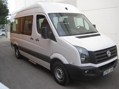 VW Crafter L2H2 +