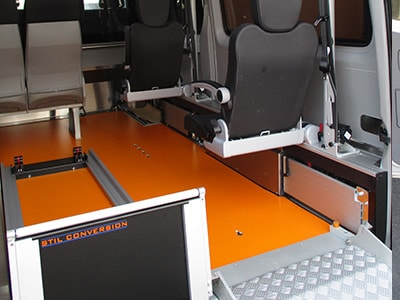 Sprinter L2H2 rampa manual