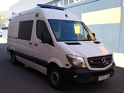 Mercedes Benz Sprinter L2H2 S.V.A